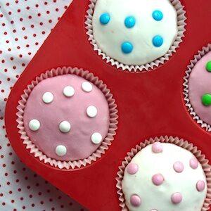 recept kind cupcake maken basis