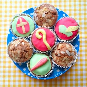recept sinterklaas cupcakes versieren kinderen